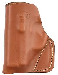 hunter 25007 pocket holster brown leather kahr p380