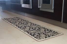 amazing non slip runner rug very long black gold rubber backed runner rugs narrow fl non