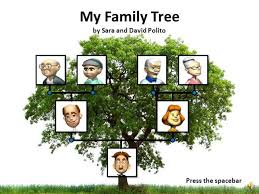 powerpoint family tree template my family tree authorstream