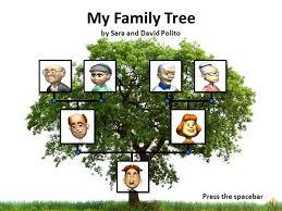 powerpoint family tree template my family tree authorstream