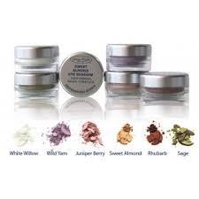mineral makeup eye shadow larissa bright australia natural skincare aromatherapy