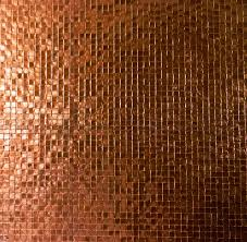 what are the benefits of copper mosaic tiles