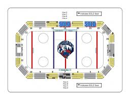Rath Eastlink Community Centre Seating Chart South Shore Lumberjacks Junior A Hockey Club Powered By