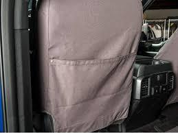 covercraft carhartt seat covers pocket carhartt elastic pillow ssc3443cagy 03