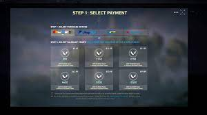 How to Get Valorant Points to Buy Skins and Agents in VALORANT