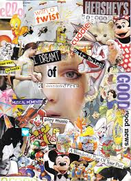 example of collage assignment 2