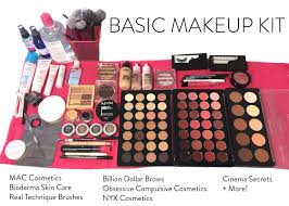 nyx makeup kit offers kits that hold top brand cosmetics providing each enrolled student with