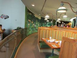 garden grill left side booth dis