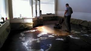polished concrete floor in house. Renovate Concrete Floor - Remove Old Material And Polish Polished In House