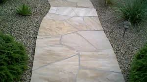 flagstone sidewalk pictures. how to seal flagstone - apply sealer stone , brick tile etc youtube sidewalk pictures