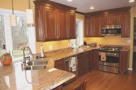 cherry kitchen cabinets black granite. kitchen:amazing cherry kitchen cabinets with granite countertops home design furniture decorating lovely on architecture black s