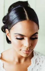 29 wedding makeup looks for black brides