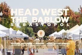 HEAD WEST at The Barlow in Sebastopol, The Barlow, Sebastopol, 12 June 2021