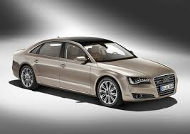 2011 Audi A8 L with 500-hp W12 engine