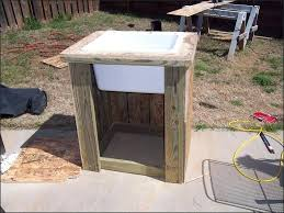 diy outdoor sink powered by a water hose large size of outdoor sink station elegant sink