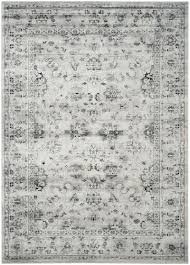 safavieh grey rug vintage and ivory evoke 9x12 porcello contemporary fl