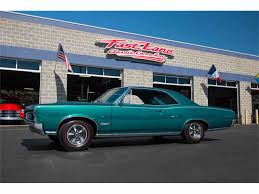Classic Pontiac GTO for Sale on ClassicCars.com - 341 Available ...
