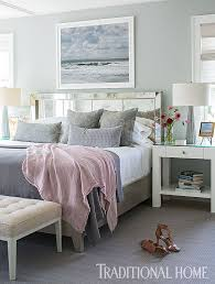 Nantucket Home with a Quiet Palette | Traditional Home. Take the tour here:  http  Beach Cottage BedroomsCondo BedroomCoastal ...