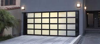 utah glass garage door