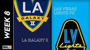 Las Vegas Lights Fc Vs La Galaxy Ii La Galaxy Ii Vs Las Vegas Lights Fc April 29th 2019
