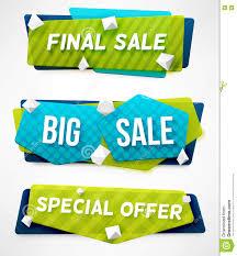 final banner big banner special offer banner stock final banner big banner special offer banner