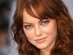 Tapety Tvář Model Dlouhé Vlasy červené Zpěvák černé Vlasy