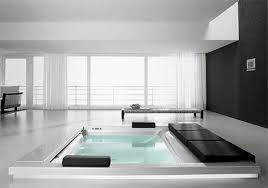 large modern bathroom. Large Bathroom Designs Bathroom: Bathtub White Floor Design Modern R