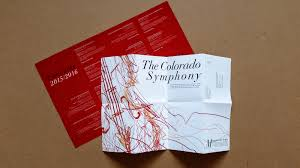 Informational Poster The Colorado Symphony Carolyn Rose