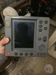 Chart Plotter For Sale Raymarine Sl 760 Color Chart Plotter Head Unit Only