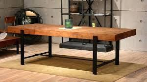 rustic dining table diy. Rustic Dining Table. Simple Table Industrial Wood Modern Room Diy In
