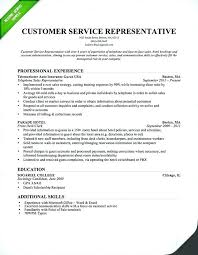 Customer Service Representative Job Description Resume Best of Sample Resumes Customer Service Banri