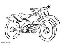 Moto Da Colorare E Stampare Con Moto Immagini Da Colorare Images E