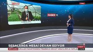 """Uživatel Levent Silistre na Twitteru: """"TRT Haber'de Canlı Yayında Tam  Kapanmada Tekirdağ'da Tarımsal Faaliyetlerin Aralıksız Devam Ettiğini ve  Çorlu'da Seralarda Çalışmaların Sürdüğünü Aktardık 📡 #trt #trthaber  #tekirdağ #çorlu #haber #canliyayin ..."""