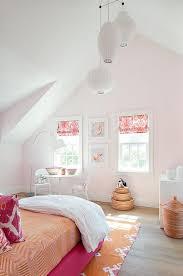 Hot Pink and Orange Kid Bedroom