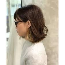 ボブインナーカラー Terras Of Belleテラスオブベルのヘアスタイル