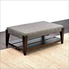 rectangular ottoman coffee table coffee table upholstered round ottoman coffee table full size of round ottomans small fabric footstool rectangular coffee