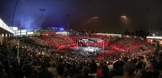 Boxing Stadium Dignity Health Sports Park