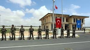 Turkey sets up largest overseas army base in Somalia | Middle East ...