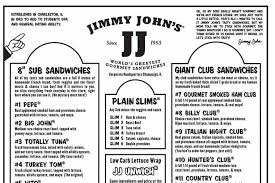 jimmy johns printable menu order resume types writing styles for  jimmy johns printable menu quintessence jimmy johns printable menu order resume types writing styles for essays