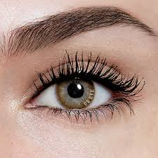 beautiful eyes ii brown natural solid colored contact lenses