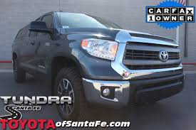 Pre-Owned 2015 Toyota Tundra SR5 Double Cab Truck in Santa Fe ...