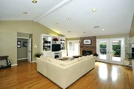 vaulted ceiling with skylights light for vaulted ceiling installing recessed lighting in cathedral hanging pendant lights