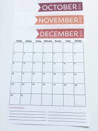 Free Printable Calendar 2018 Roundup Thecraftpatchblog Com