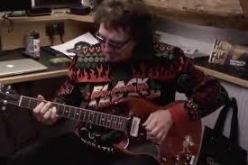 Rainbow A Light In The Black Lyrics Tony Iommi Wears Black Sabbath Christmas Sweater For 2019 Recap
