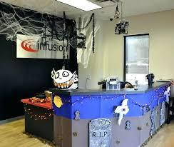 decorations for office desk. Modren Decorations Halloween Desk Decorations Office Decorate Your Scary  Diy   Throughout For