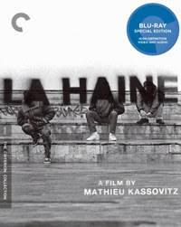 up close and very personal matthieu kassovitz s brilliant la  while la haine can become extremely referential it also displays an inventive use of surrealism and dark comedy that outmatches its darkness