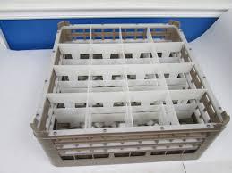 wine glass dishwasher racks