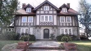Tudor Style Homes Front Door - YouTube