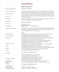 Hair Stylist Resume Examples Hair Stylist Skills Magdalene Project Org
