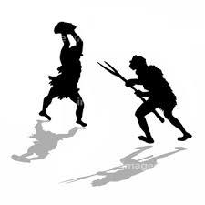 「ブログ用 イラスト 無料 自分 考える 原始人」の画像検索結果